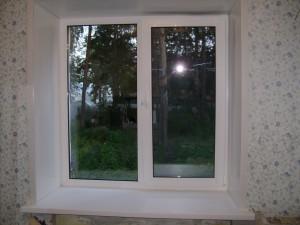 эконом окна