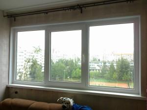 Окно для гостинной